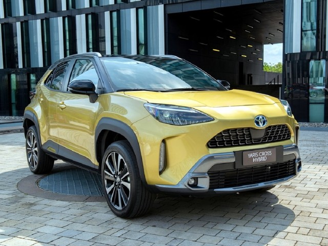 Toyota Yaris Cross, al via da oggi le prenotazioni online