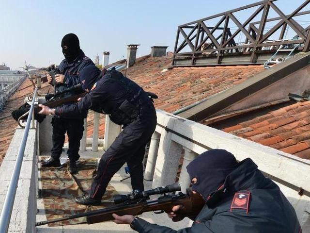 Roma, G20: Eur off limits, varchi presidiati e tiratori scelti il 30 e 31 ottobre