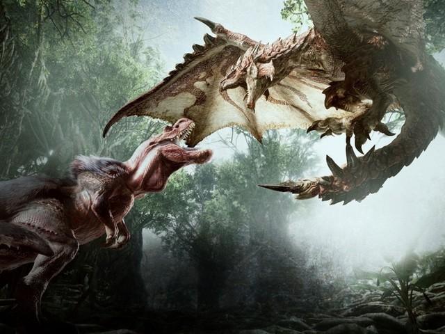 Geralt di Rivia sarà disponibile in Monster Hunter World da febbraio