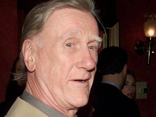È morto l'attore Donald Moffat
