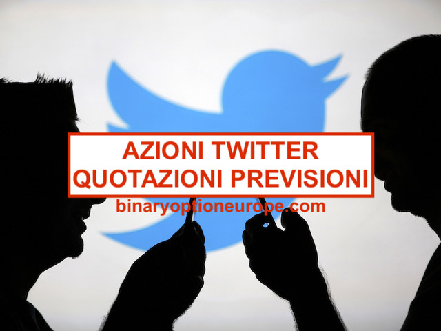 Comprare Azioni Twitter quotazioni: grafico notizie (previsioni)