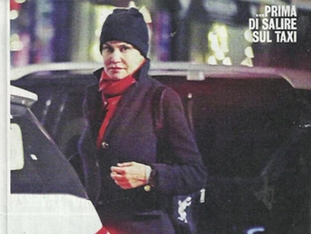 Simona Ventura, nuove foto in compagnia di Giovanni Terzi