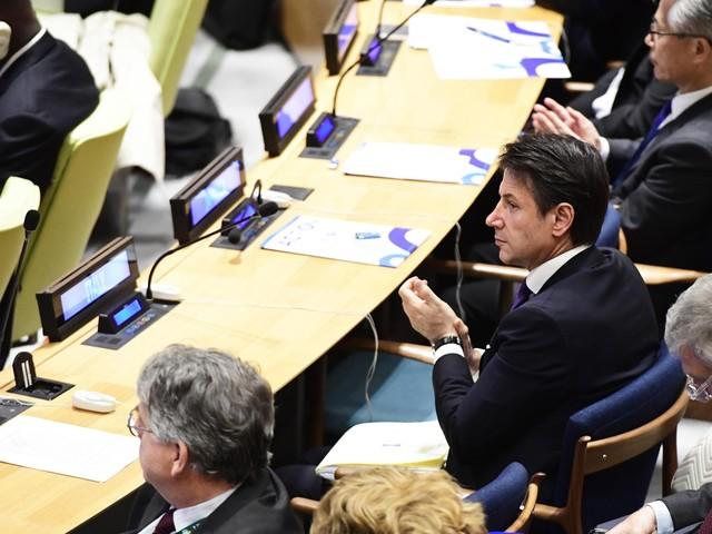 L'Italia è stata eletta nel Consiglio dell'Onu