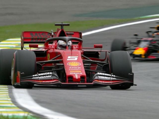F.1, GP Brasile - La Ferrari davanti a tutti nelle Libere 2