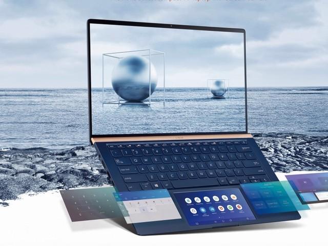 ASUS ZenBook 13, 14 e 15 con ScreenPad 2.0 arrivano in Italia | Prezzi