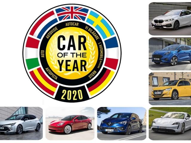 Car of the Year 2020 - Segui con noi il live streaming - VIDEO