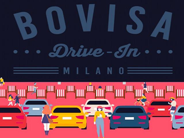 Apre Bovisa Drive-in per riportare le luci del cinema in periferia