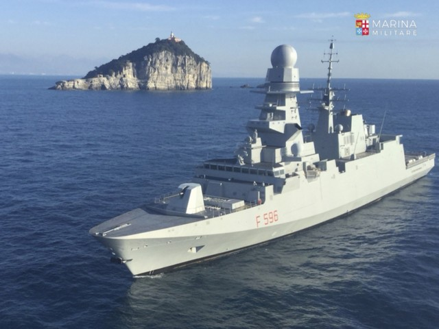 Naufragio della Nuova Iside, arriva la Marina Militare per le ricerche