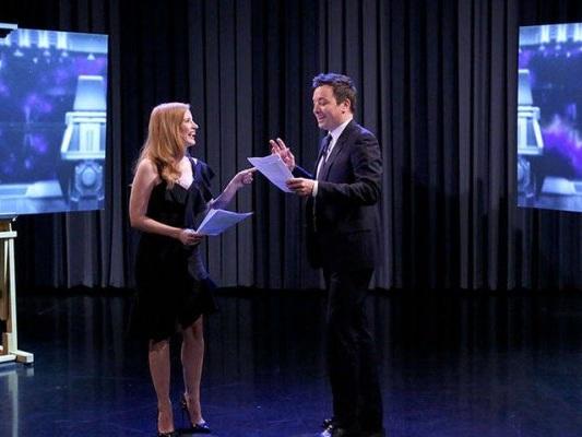 Jessica Chastain mostra cosa significa interpretare un ruolo femminile
