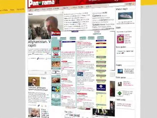 Guida al nuovo sito Panorama.it