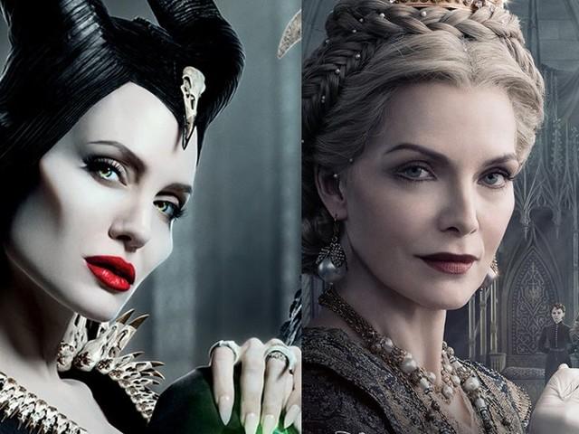 'Maleficent – Signora del Male': Angelina Jolie e Michelle Pfeiffer in arrivo a Roma