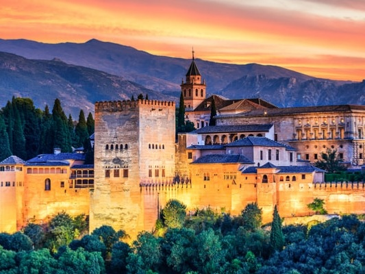 Cosa vedere a Granada in uno o due giorni