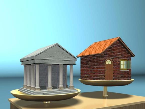 Mutui, tasso fisso ancora in discesa e calano le surroghe