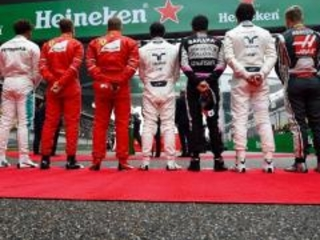 F1: peso minimo per i piloti dal 2019