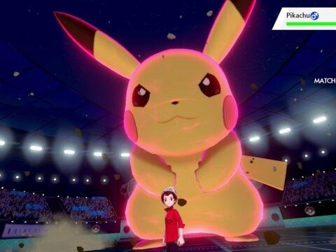 Un Pikachu gigante a Milano per festeggiare l'arrivo di Pokémon Spada e Pokémon Scudo