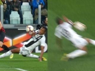 Serie A Milan, Reina: «Il rigore di Alex Sandro era netto»