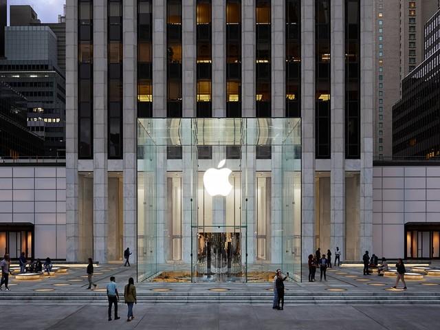 Apple presenta in anteprima il riprogettato store sulla Fifth Avenue