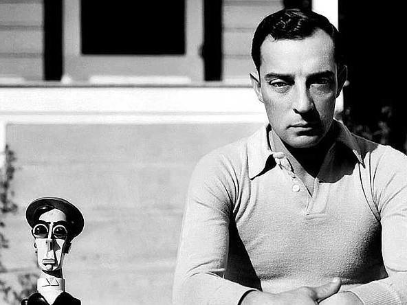 Buster Keaton, il comico senza sorriso