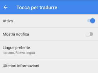 Come usare Google Traduttore in qualsiasi App
