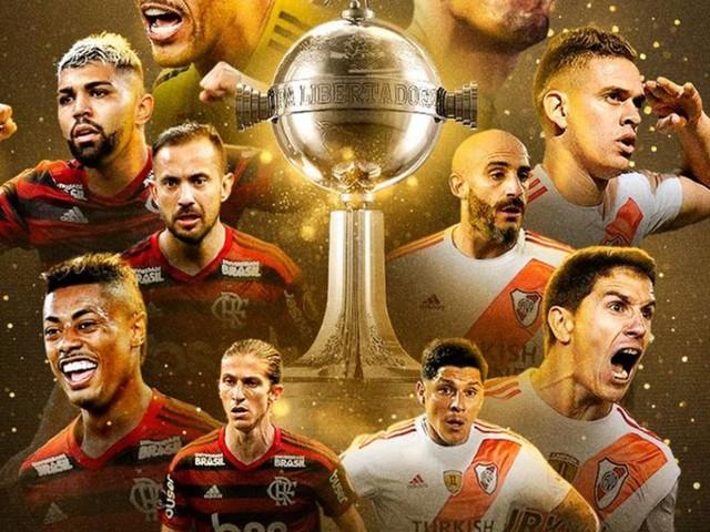 Finale Copa Libertadores, Flamengo-River Plate in tv su Dazn sabato 23 novembre