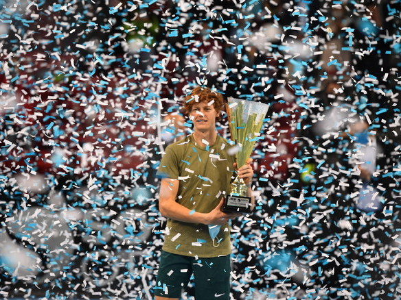 Jannik Sinner trionfa a Sofia vince il primo torneo Atp
