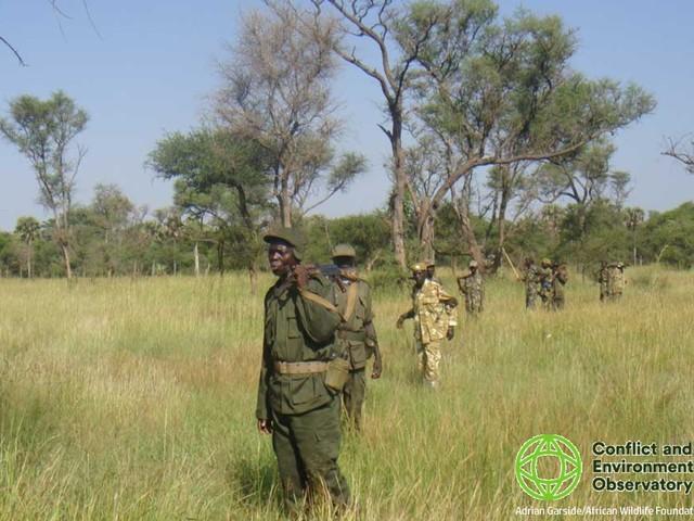 Sud Sudan: come la disponibilità di armi leggere e di piccolo calibro ha accelerato la perdita di biodiversità