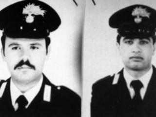 Carabinieri uccisi negli anni Novanta a Reggio Arrestati due boss di 'ndrangheta e Cosa nostra