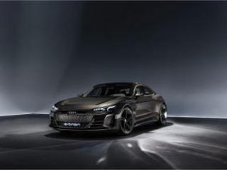 Audi e-tron GT concept: novità di Los Angeles