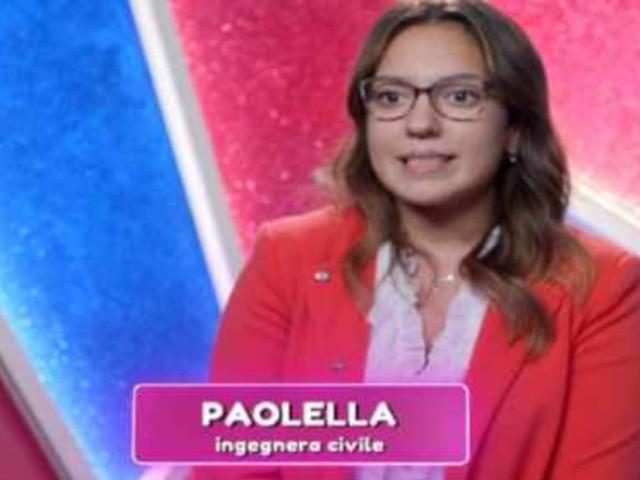 Paolella, chi è la nuova concorrente de La Pupa e il secchione: tutto su di lei