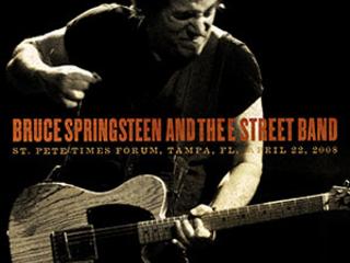 """Anche A San Patrizio E' Tempo Di Springsteen: Una Serata In Ricordo Di """"Phantom Dan"""". Bruce Springsteen & The E Street Band – Tampa 2008"""