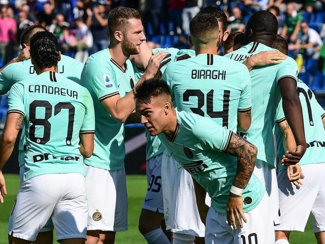 Calcio in tv e streaming, la guida del 23 ottobre: l'Inter affronta il Borussia