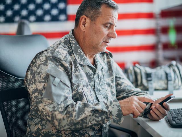 I Veterani USA possono accedere alle loro cartelle cliniche da iPhone