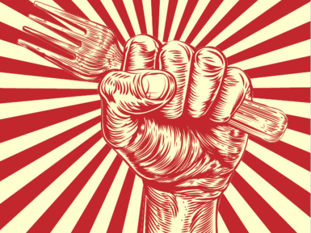 Inizia a tavola e nei campi la rivoluzione collettiva oltre il paradigma della crescita economica