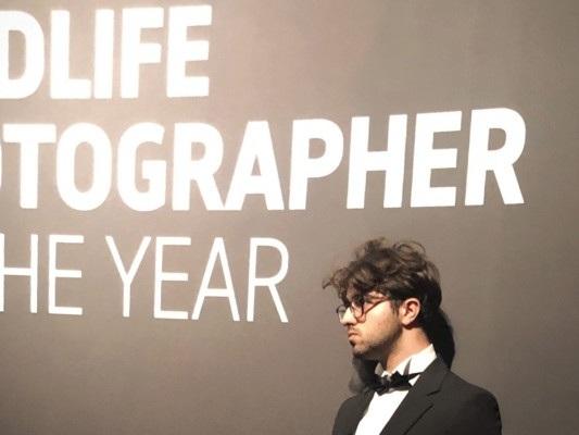 Il 18enneitaliano fotografo dell'anno dice che con le foto non si campa