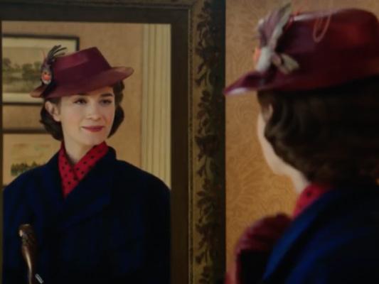 Il ritorno di Mary Poppins: ecco il trailer del film!