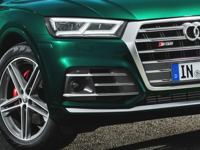 Performance mozzafiato per Audi SQ5, suv ibrido da 347 Cv