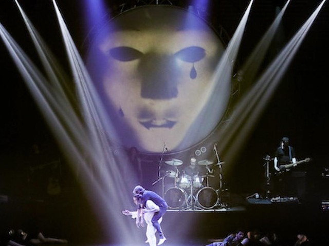"""Macerata, allo Sferisterio si viaggia sulla luna, con l'opera rock """"Shine Pink Floyd Moon"""""""