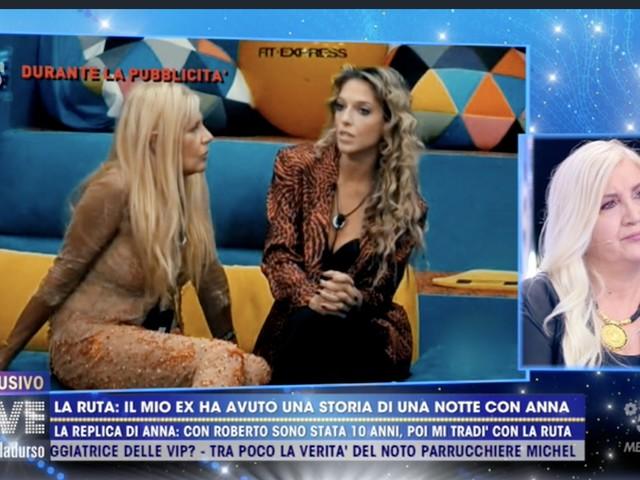 Spunta l'ex compagna del marito di Maria Teresa Ruta