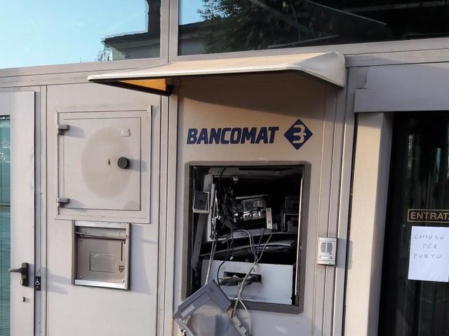 Banda dei bancomat <br/>sgominata, colpi <br/>anche a Verona