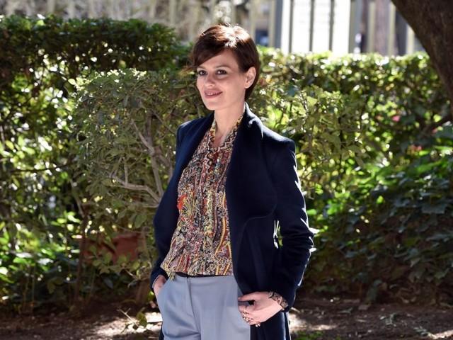 Claudia Pandolfi: «I figli ti portano indietro nel tempo»