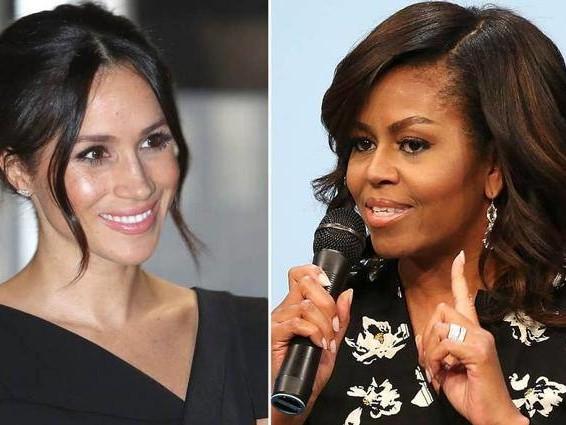 La consigliera segreta di Meghan? Michelle ObamaDal «colpo di fulmine»  ai tacos: i loro incontri