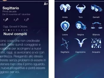 Migliori App Oroscopo gratis in italiano per Android e iPhone