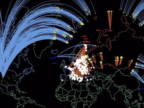 Così la terza guerra mondiale ucciderebbe 34 milioni di persone in poche ore