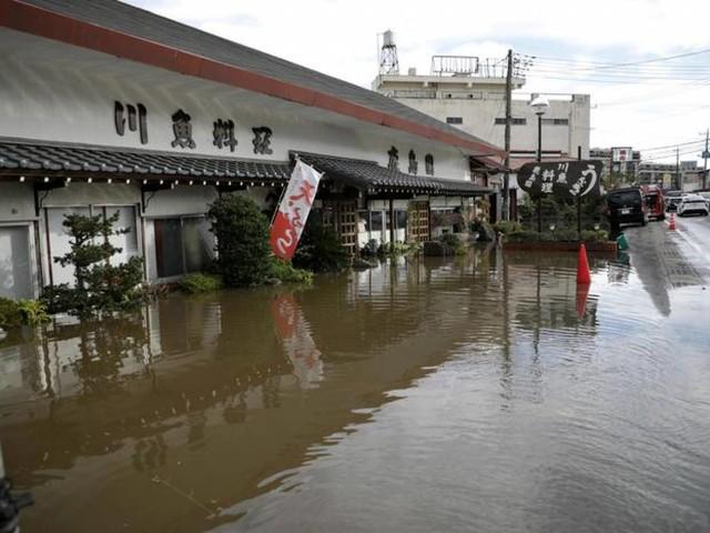 Meteo: Giappone, almeno 10 morti e 4 dispersi per le piogge torrenziali e non è un Tifone