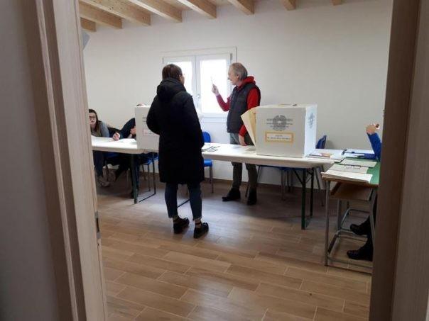 Elezioni Abruzzo: Marsilio, centrodestra, al 49,8% con oltre il 50% dei voti scrutinati. Travolti Legnini, Pd (31,4%) e Marcozzi, M5S (18,2%). Lega primo partito (28,7%)