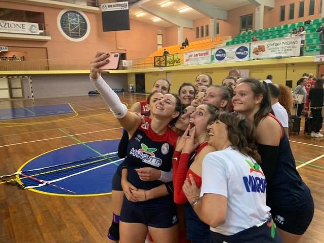 La Margutta conquista la Coppa Lazio
