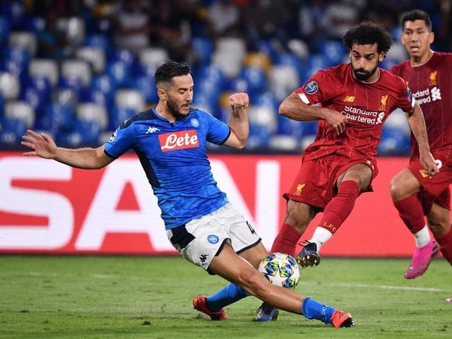Calcio, Champions League 2019-2020: Napoli-Liverpool 2-0. Impresa al San Paolo, Mertens e Llorente abbattono i Campioni d'Europa
