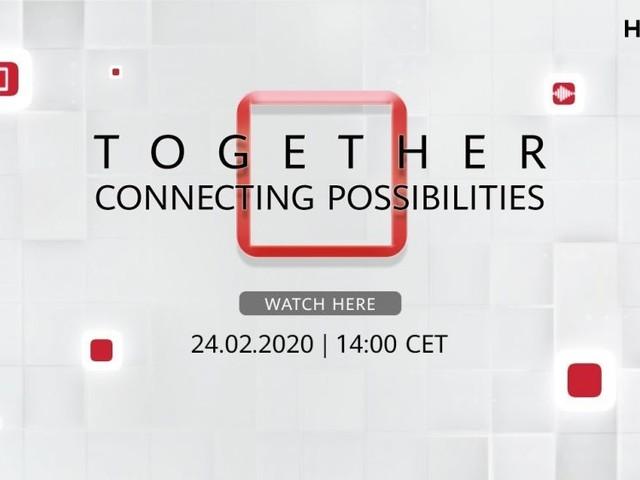 In diretta la presentazione Huawei del 24 febbraio (video streaming): orario e cosa vedremo