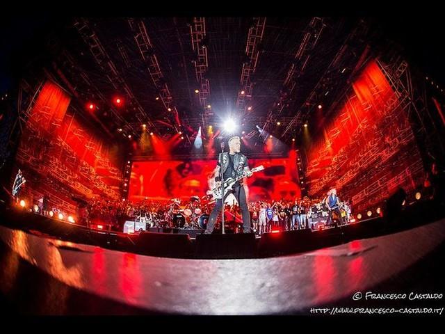 Metallica: il concerto di Edmonton in streaming, GUARDA - SETLIST