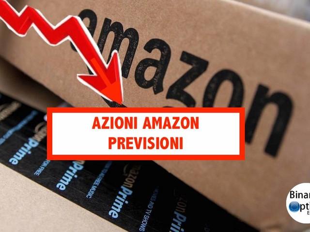 Come comprare Azioni Amazon previsioni e quotazione in tempo reale